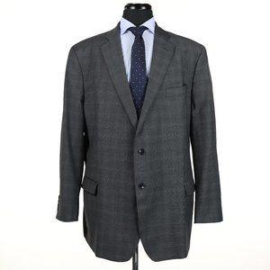 Brooks Brothers Fitzgerald Fit Wool Sport Coat 48R